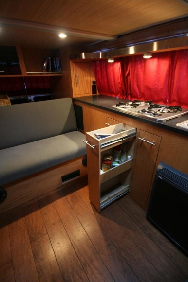 Thesamba Com Vanagon View Topic Interior Remodeling