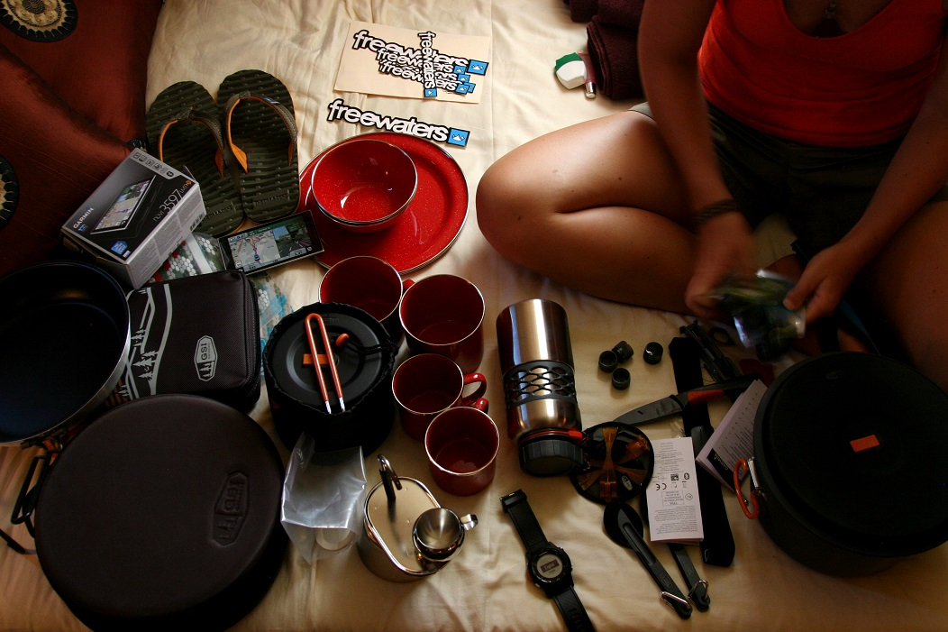 Gear Review: Roasting Coffee on the Road