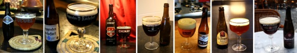 All Seven Trappist Beers